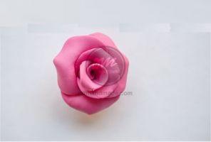 Hướng dẫn nặn hoa hồng bằng đất sét