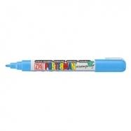 Bút vẽ bảng, kính nhiều bề mặt - light blue (1mm)