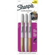 Bút sharpie metallic nhũ set 3 màu