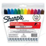 Bút Lông Sharpie Fine Point set 12 màu