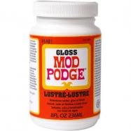 Keo dán Mod Podge gloss lên gỗ và nhiều bề mặt 236ml