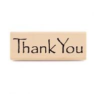 Dấu in chữ thank you