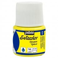 Màu vẽ vải Pebeo màu vàng lemon
