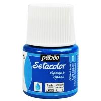 Màu vẽ vải Pebeo màu xanh cobalt