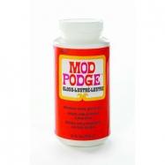 Keo modpodge, keo dán, keo in ảnh, keo nổi, keo dán kim tuyến, Keo dán Mod Podge gloss lên gỗ và nhiều bề mặt (473ml)