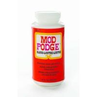 Keo dán Mod Podge gloss lên gỗ và nhiều bề mặt (473ml)