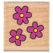Dấu in hình hoa