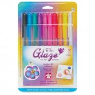 Bút gel vẽ nổi Sakura set 10 màu