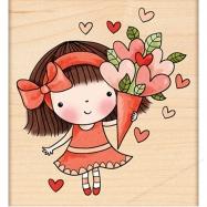 Dấu in hình Sweetheart Mimi