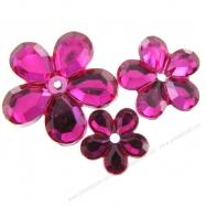 Đá hoa trang trí - màu hồng