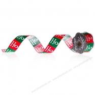 Ribbon chữ Ho Ho Ho