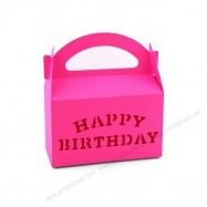 Hộp quà 3D happy birthday có quay cầm (20 cái)