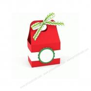Hộp quà Giáng Sinh cột nơ (20 cái)