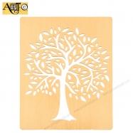 Stencil nhánh cây
