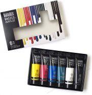 Màu Acrylic Liquitex Basic set 6