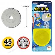 Lưỡi dao Olfa RTY 45mm (1cái)
