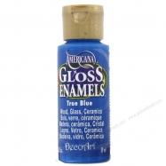 Màu Acrylic Americana xanh dương