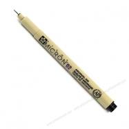 Bút kim vẽ kỷ thuật Pigma Micron 02, màu đen