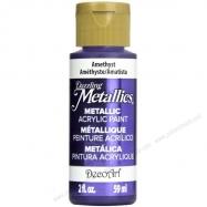 Màu metallic Amethyst