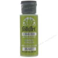 Màu metallic FolkArt Peridot