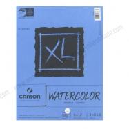 Tập giấy vẽ màu nước Canson XL 9