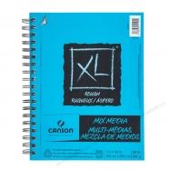 Tập giấy vẽ Canson XL Mix Media 7