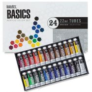 Màu Acrylic Liquitex Basic Set 24