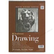 Tập giấy vẽ Strathmore Drawing 400 (24 tờ)
