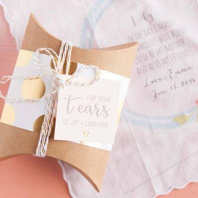 Hướng dẫn làm thẻ quà tặng hộp quà