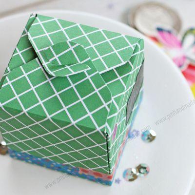 Hướng dẫn làm hộp quà từ dụng cụ 3-1 We R