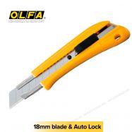 dao olfa, dao cắt olfa , dao l5-al, lưỡi dao LB-10, olfa Viet Nam, giá sỉ Olfa, đại lý Olfa TPHCM, Dao cắt OLFA BN-AL 18mm