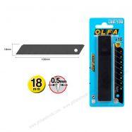 Lưỡi dao Olfa LBB 18mm (10 lưỡi)