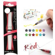 Bút zig wink of stella kim tuyến màu đỏ