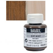 Liquitex Soft Body màu Raw Umber