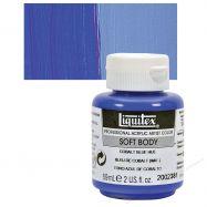 Liquitex Soft Body màu xanh Cobalt