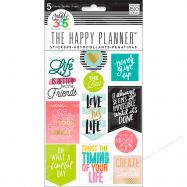 Stickers mẫu Happy Planner
