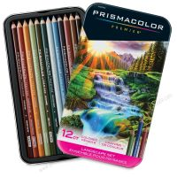 Bộ Chì Prismacolor Landscape 12 màu