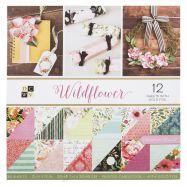 Paper pad họa tiết Wildflower 12