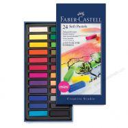 Faber-Castell Soft Pastels set 24 màu