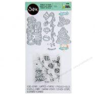 Khuôn cắt + stamp in chủ đề Christmas #662886