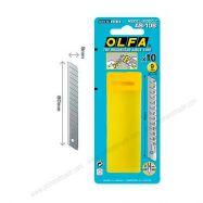 Lưỡi dao OLFA AB-10B (dùng cho dao A2)