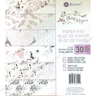 Paper Pack Họa Tiết Cherry Blossom 8