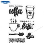 Dấu In Trong Mẫu Coffee
