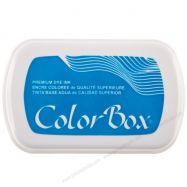 Mực In Dấu ColorBox Màu Xanh