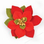 Khuôn Cắt Sizzix Mẫu Hoa Poinsettia #661294