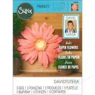 Khuôn Cắt Hoa Daisy Size Lớn #662396
