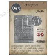 Khuôn Dập Nổi Sizzix Foundry #662717