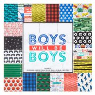 Paper Pack Boys Will Be Boys 12