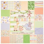 Paper Pack Little Safari 12