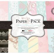 Paper Pack Mẫu Wedding Collection 12